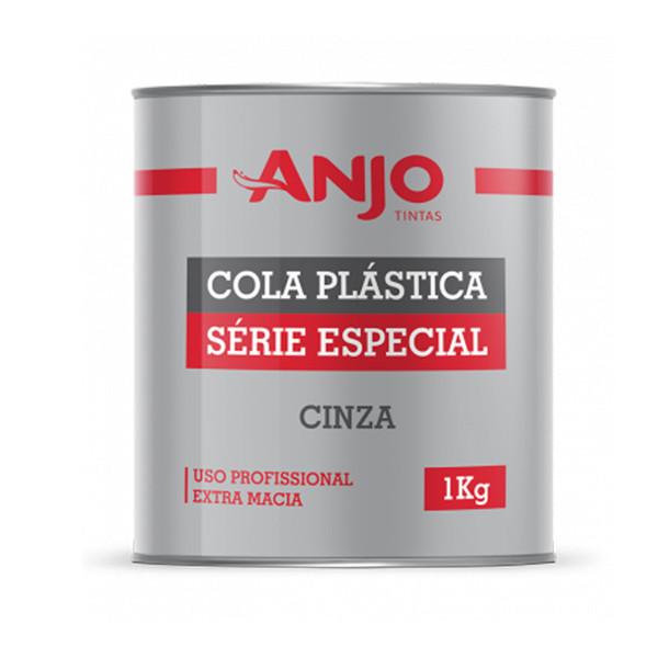 Cola plástica