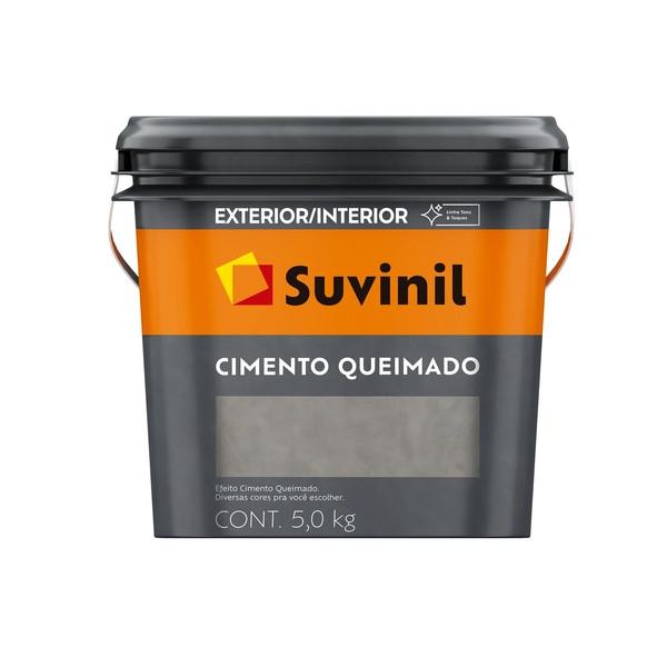 Cimento Queimado Suvinil