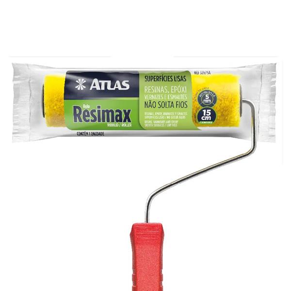 Rolo de Lã Sintetica Resimax 15cm
