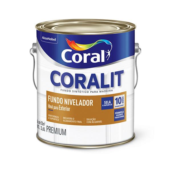 Coralit Fundo Nivelador